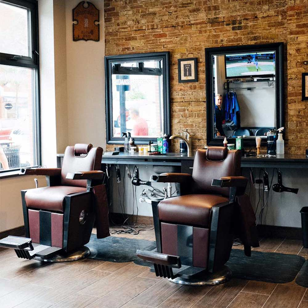 Sheridan's Barber Chairs